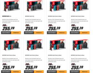 Nintendo Switch (open doos) voor €255,20 @ Mediamarkt outlet