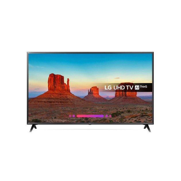 LG 55UK6300 - 55 inch, 4K HDR tv voor €499 @ Expert.nl