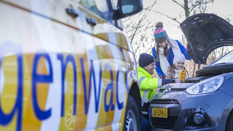 €20 korting op ANWB Wegenwacht Nederland Standaard