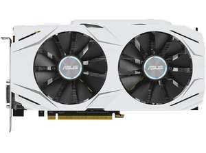 [GRENSDEAL] ASUS Dual GeForce® GTX 1060 6GB Gaming