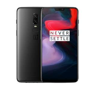 Oneplus 6 128GB Black €380