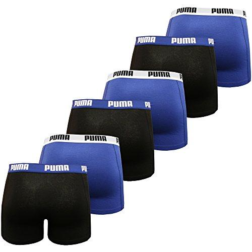 6 Puma boxershorts voor € 23,95 @ Amazon.de