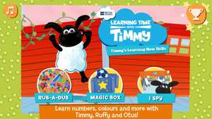 Timmy's Learning New Skills gratis op Google Play normaal 3,49