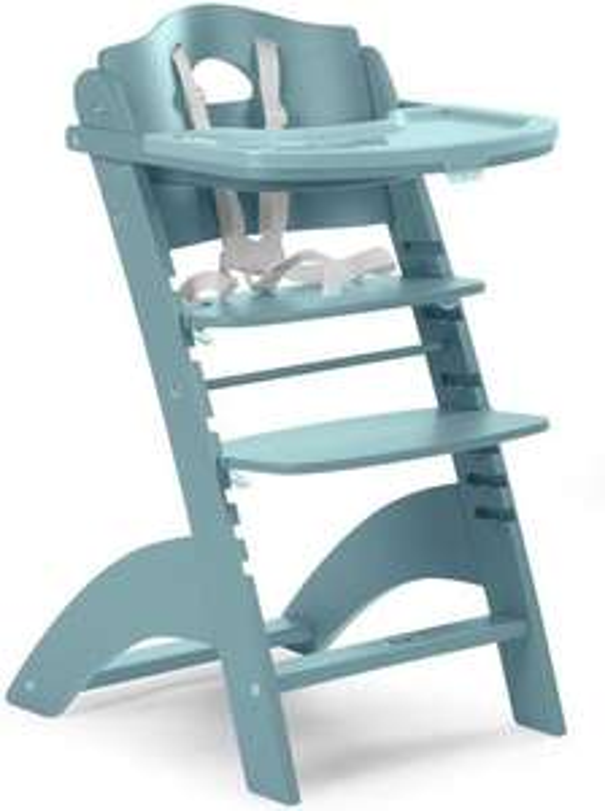 Kinderstoel Lambda 2.0 - Nude + Jade Groen (elders: €134,99) @VanAstenBabysuperstore