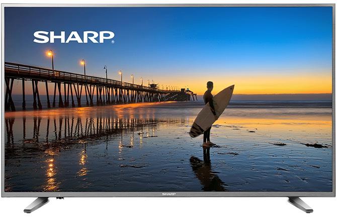 "Sharp 50"" 4K Smart TV (9LC-50UI7422E)"