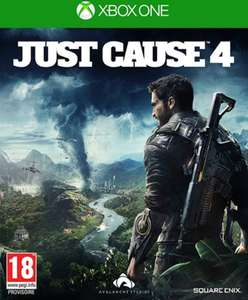 Just Cause 4 - Xbox One/PS4 @ Bol.com