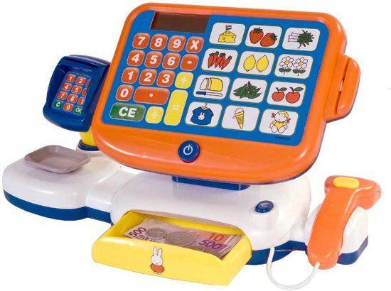 Nijntje Interactieve Speelgoedkassa (elders vanaf: €19,85) @Bol