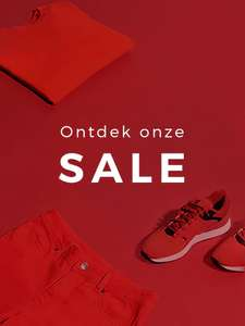 Tot 50% extra korting op veel sale About You