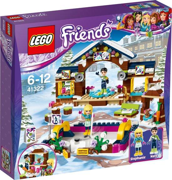 LEGO Friends Wintersport IJsbaan - 41322 @ BOL.com