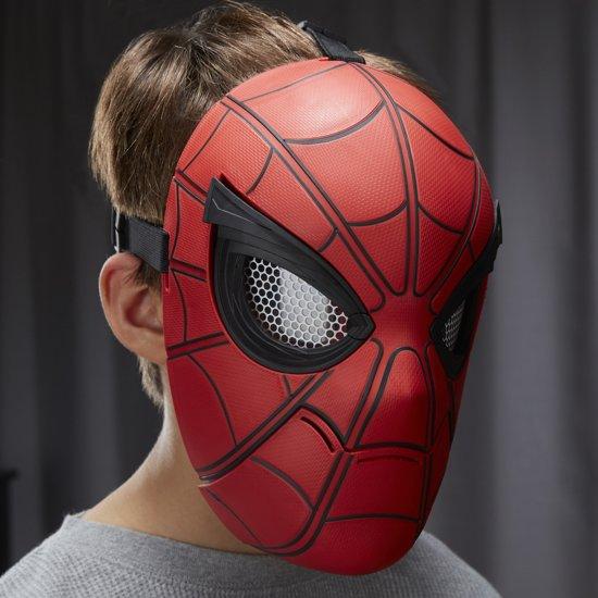 Spider-Man Interactief Heldenmasker voor €8,99 @ Bol.com