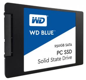 "WD Blue SSD 2,5"" (TLC) 250GB voor €40 @ Azerty.nl (-59%)"