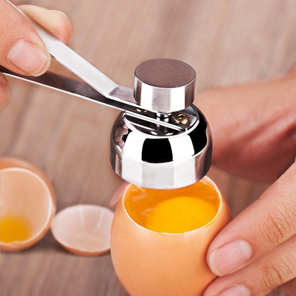 RVS eieren-snijder om eieren te openen en/of vullen voor €1,46 @ Rosegal.com