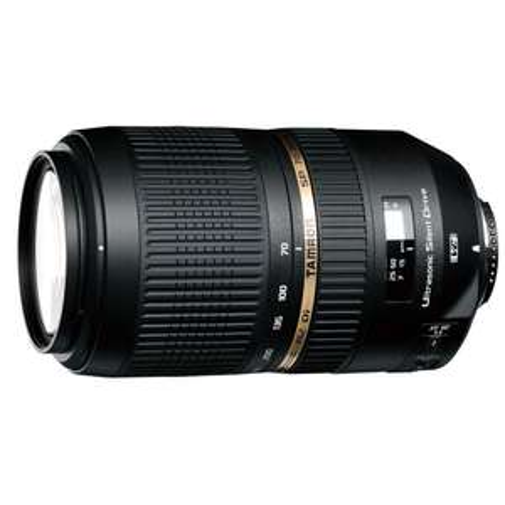 Tamron 70-300mm f/4-5.6 SP Di VC USD (Nikon) Objectief voor €139 @ BCC