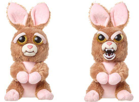 50% korting | Feisty Pets Bunny - Knuffel Konijn (i.p.v. €19,99) @Bol