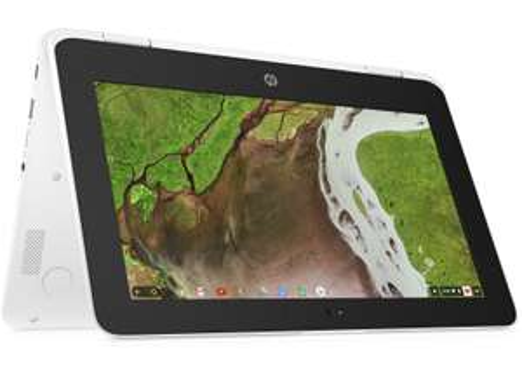 HP Chromebook x360 11-ae031nd met Touchscreen