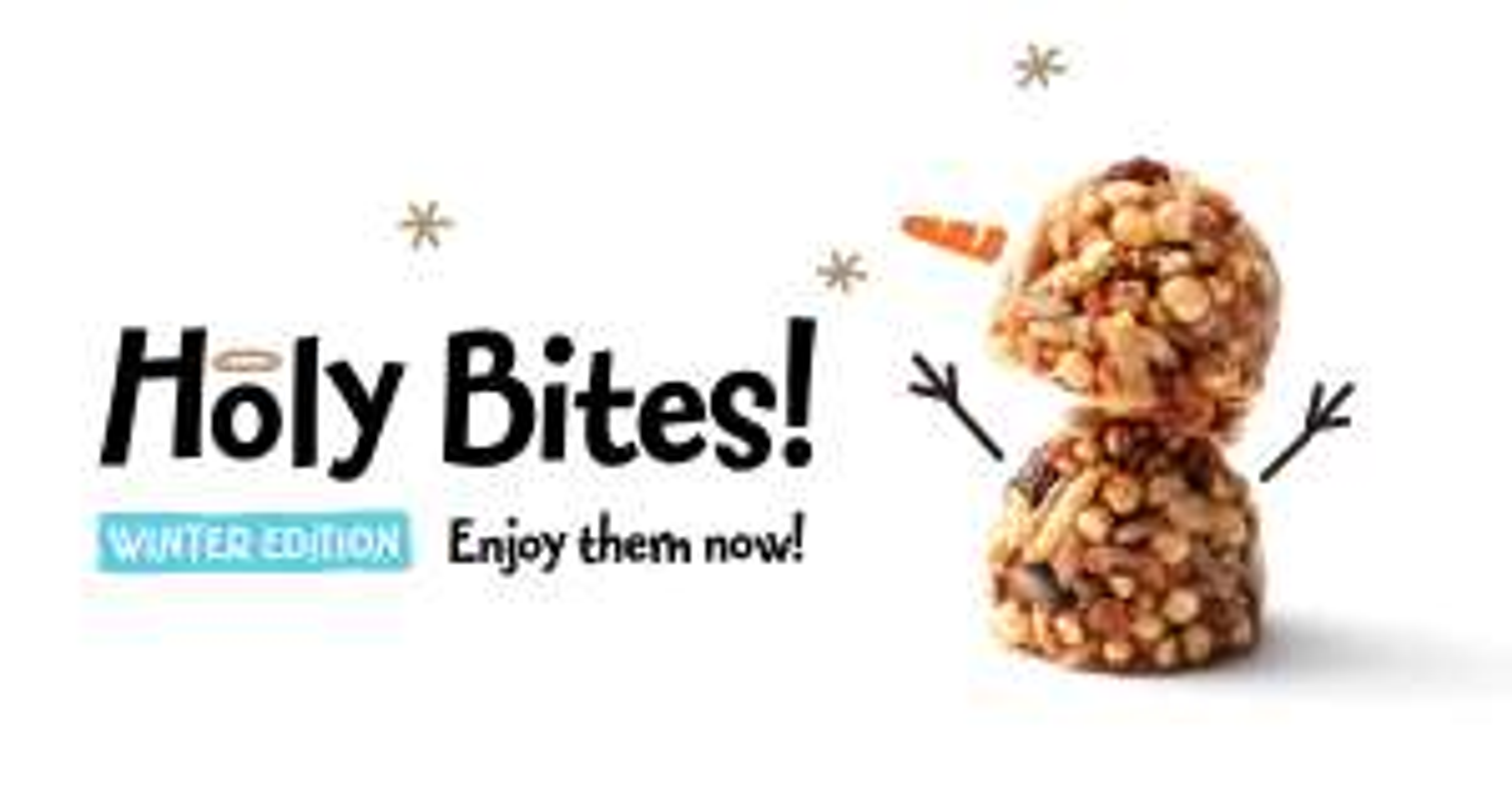 Vegan tussendoortje: Iam Barts Bites vandaag 21% korting