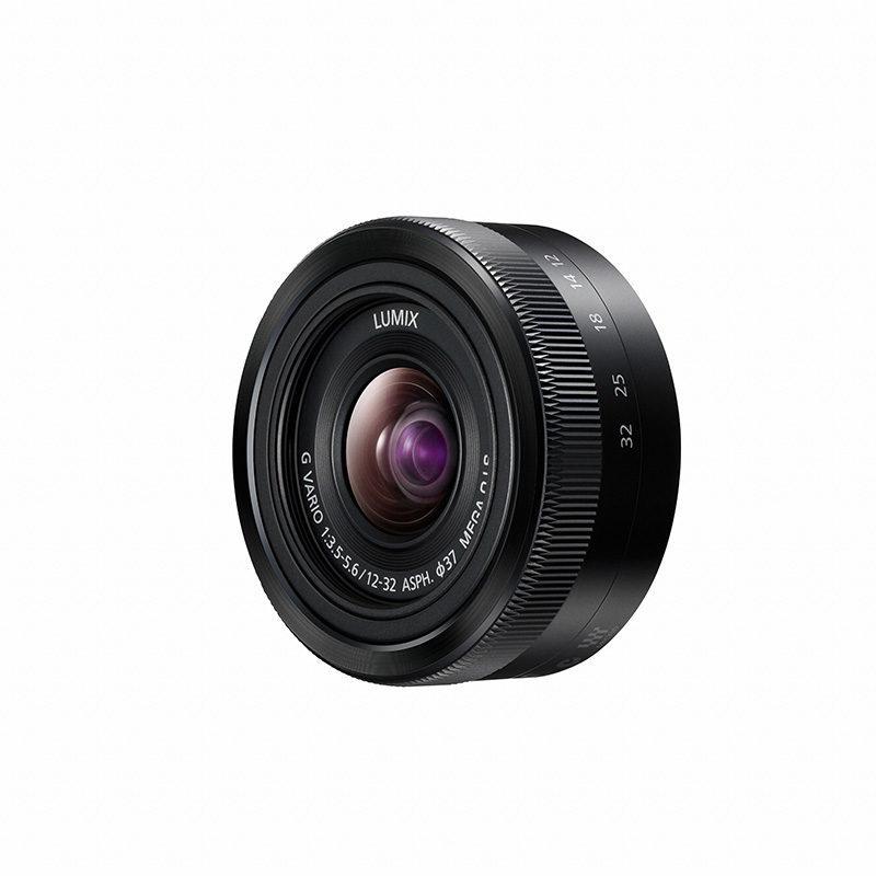 Panasonic Lumix G Vario 12-32mm f/3.5-5.6 objectief Zwart - Bulk @ CameraNU.nl