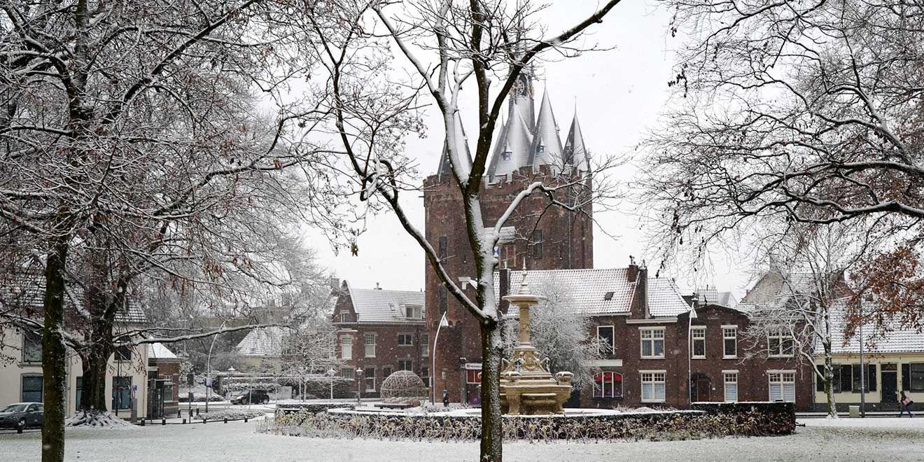 Pepperuitje #5: IJsbeeldenfestival Zwolle