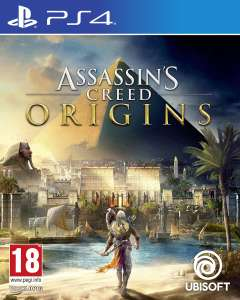 Assassin's Creed Origins (PS4) voor €20,42 @ Amazon.co.uk