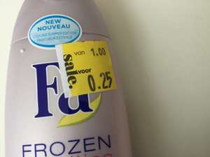 Fa Frozen Fruities  shower gel 0,25 in de Blokker winkel
