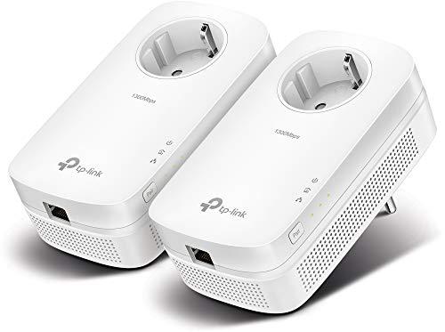 TP-LINK TL-PA8010P KIT gigabit powerline tijdelijk voor €63,90 @ Amazon.de