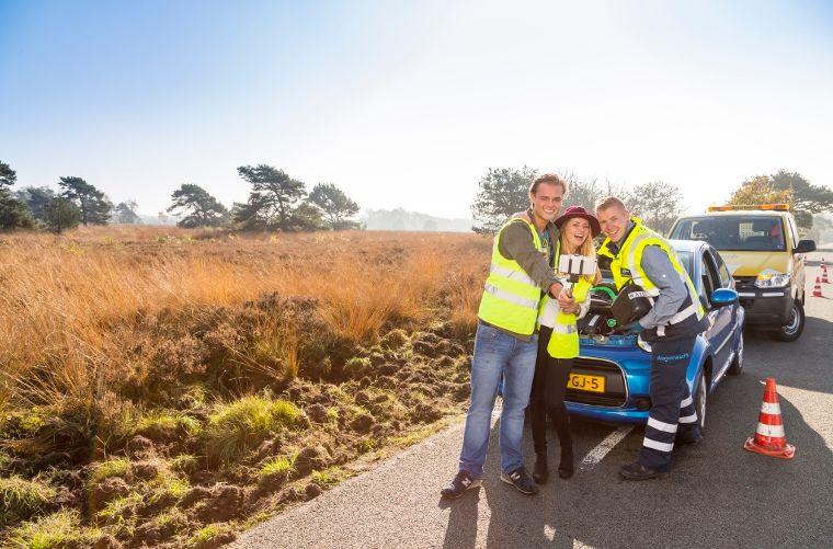 [Gratis] ANWB Rijbewijsbox inclusief Wegenwacht Service (als je net je rijbewijs hebt gehaald)