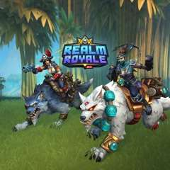 Realm Royale Battle Pass 2 (PS4) tijdelijk gratis voor PS+ members @ PSN