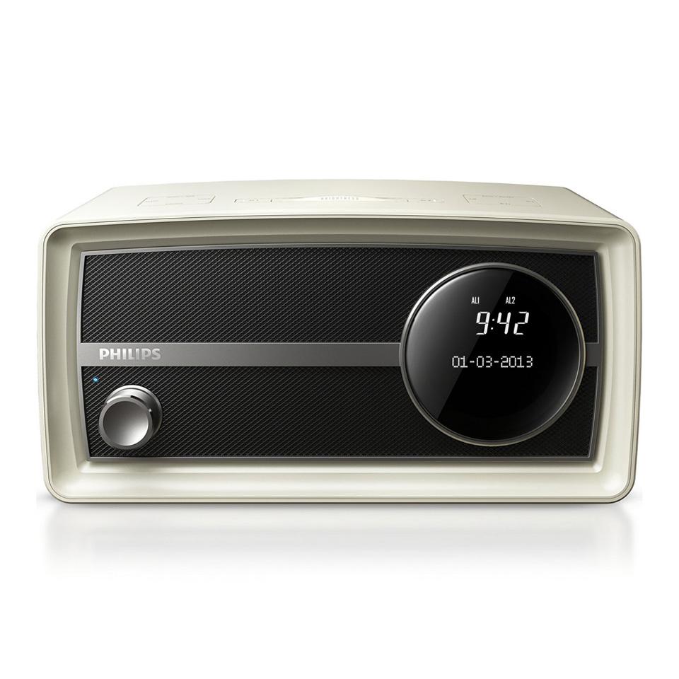 Philips ORT2300C/10 DAB+ miniradio voor €59,58 @ Blokker
