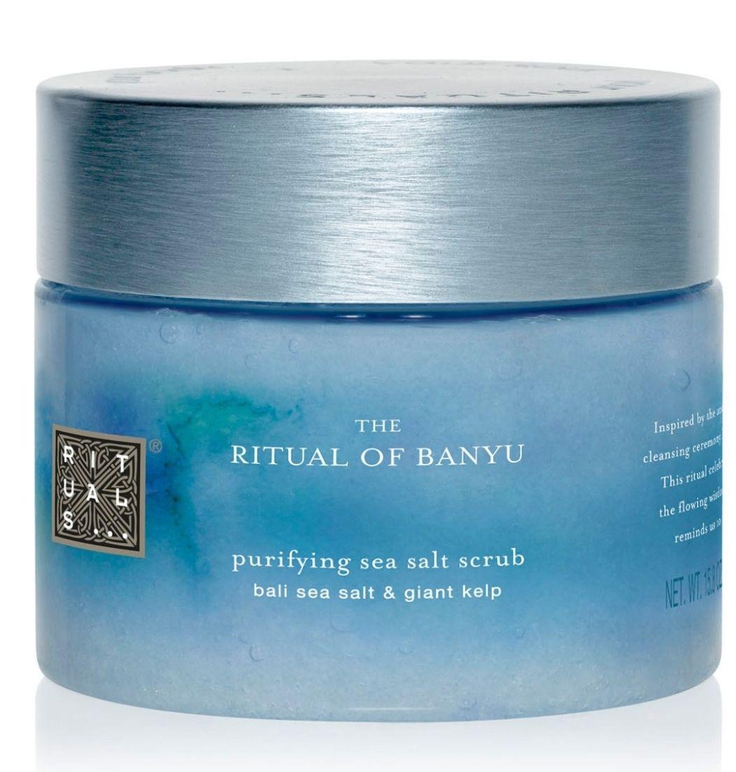 Rituals The Ritual of Banyu Limited Edition - Body Scrub met meer dan 50% korting en gratis verzending bij Bijenkorf