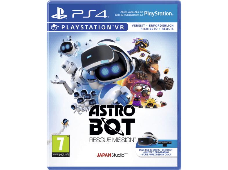 Astro Bot  en meer PlayStation VR games voor €9,99 @ Media Markt