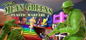 The Mean Greens: Plastic Warfare voor €0,99 @ Steam Store