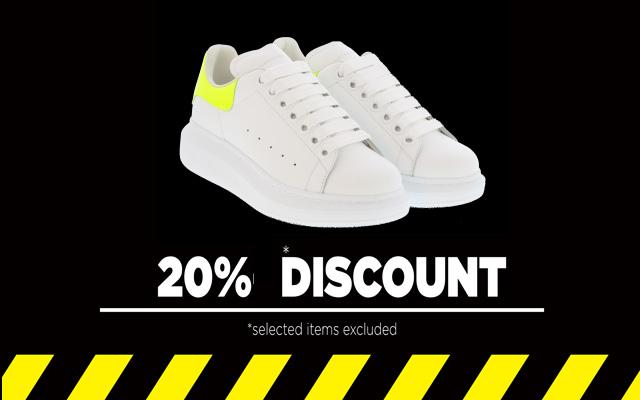 Tot wel 30% korting op filling pieces schoenen