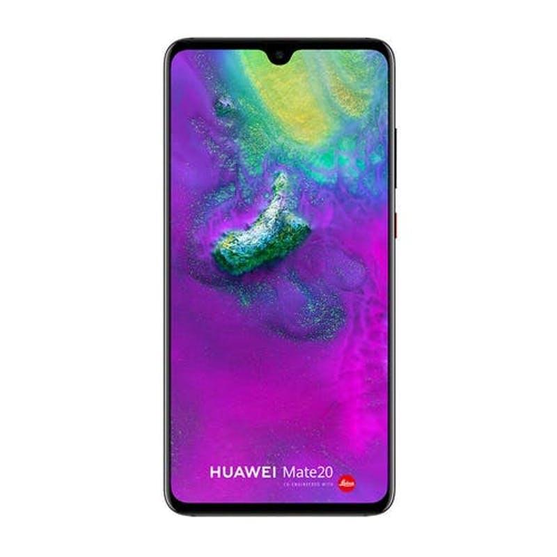 Huawei Mate 20 voor €321,69 (icm. maandelijks opzegbaar Tele2) @Mobiel.nl