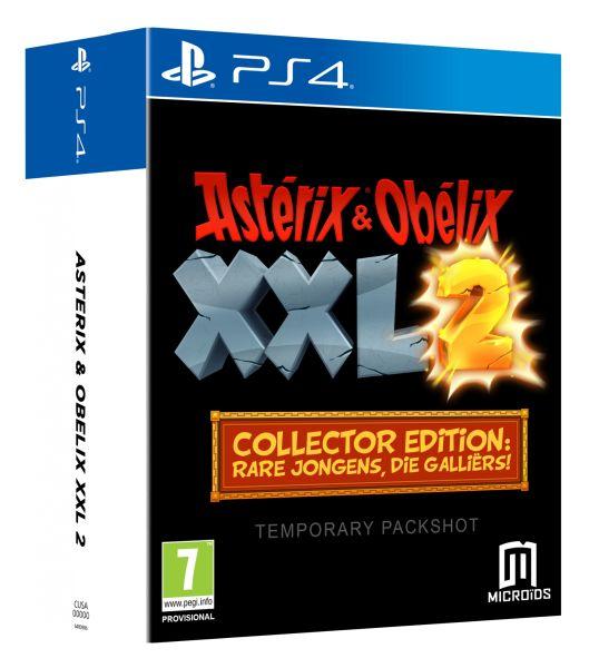 Asterix + Obelix: XXL 2 (Collector s Edition) PS4 voor €46,98 @ Games4us