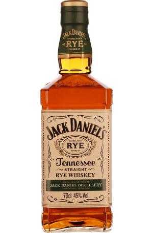 Jack Daniels Straight Rye (70cl) voor € 21,95 @ Drankdozijn