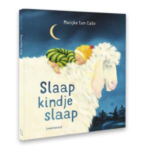 Gratis prentenboek Slaap kindje slaap (t.w.v. € 9,95) @ deelnemende boekhandels