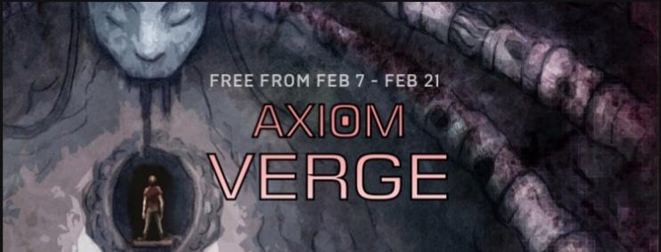 Axiom Verge gratis vanaf 7 februari @ Epic Games Store