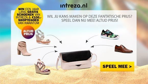 Kortingscode voor €5 korting @ Kwantum / Intreza