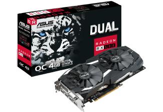 [DE - Grensdeal] ASUS Radeon RX 580 dual 4GB OC + 2 spellen @ Saturn.de