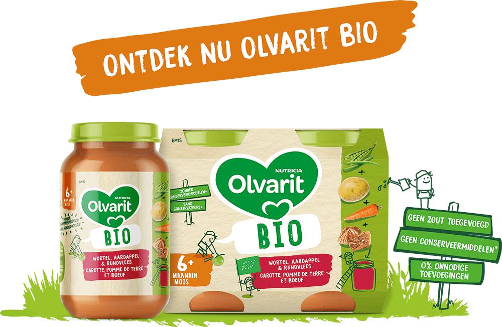 Probeer Olvarit Bio gratis via online Scoupy