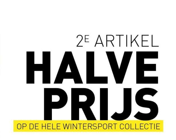 Actie: 2e wintersportartikel 1/2e prijs - ook bovenop sale @ Perry Sport