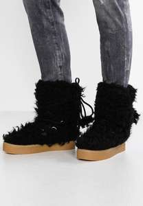 Monki dames snowboots -70% (elders €50) @ Zalando