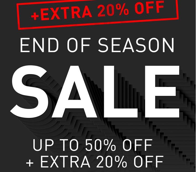 Dit weekend 20% EXTRA korting op sale (tot -50%) @ PUMA