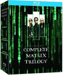 The Matrix Trilogy (Blu-ray) voor € 13,48 @ Zavvi