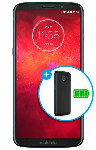 Motorola Z3 play 289,00€