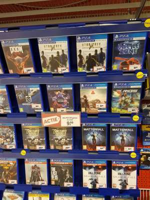 Alle ps4 vr games 10 euro!