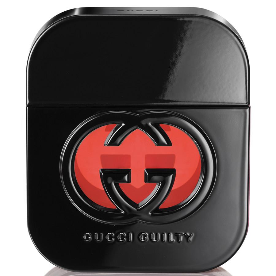 Gucci Guilty Black for Woman Eau de Toilette 50 ml voor €25 @ Douglas