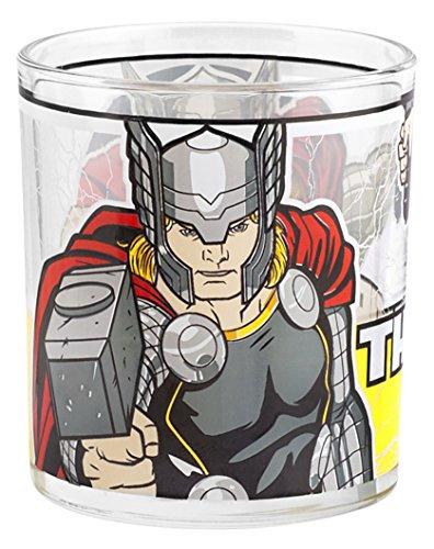24 stuks Marvel Avengers glazen @Amazon.de