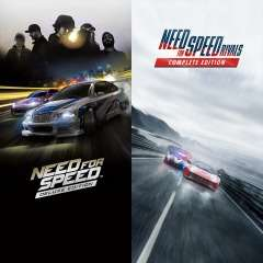 Need for Speed Deluxe-bundel @PSN