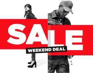 50% + 10% extra korting op alle sale @ G-Star